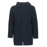 Vêtements Homme Manteaux Selected SLHWOOL Marine