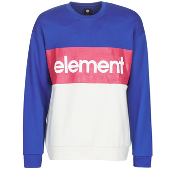 Vêtements Homme Sweats Element PRIMO DIVISION CR Bleu / Blanc