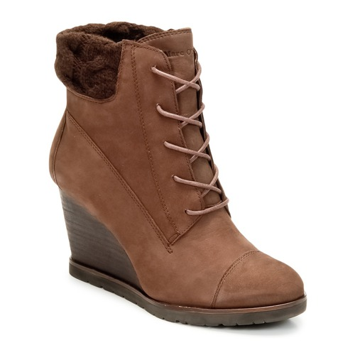 Chaussures Femme Bottines Marc O'Polo TIANAT Brun