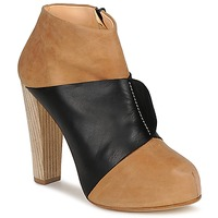 Chaussures Femme Low boots Terhi Polkki EINY Beige / Noir