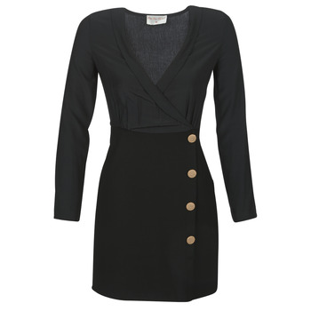 Vêtements Femme Robes courtes Moony Mood LUCE Noir