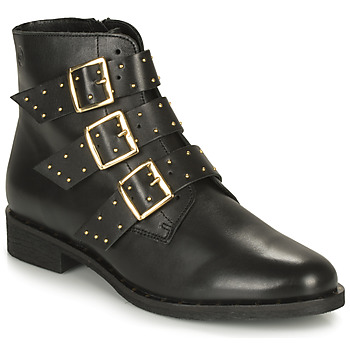 Chaussures Femme Boots Betty London LYS Noir