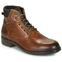 Chaussures Homme Boots Casual Attitude LULLY Cognac