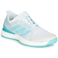 Chaussures Femme Running / trail adidas Performance ADIZERO UBERSONIC 3M X PARLEY Blanc / Bleu