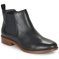 Chaussures Femme Boots Clarks TAYLOR SHINE Noir