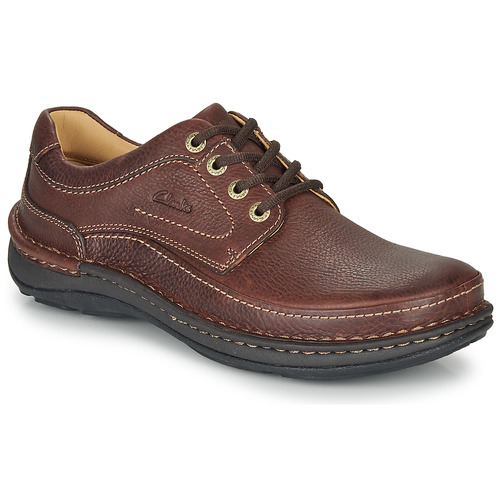Chaussures Homme Derbies Clarks NATURE THREE Marron