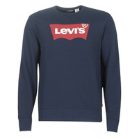 Vêtements Homme Sweats Levi's GRAPHIC CREW B Marine / Rouge