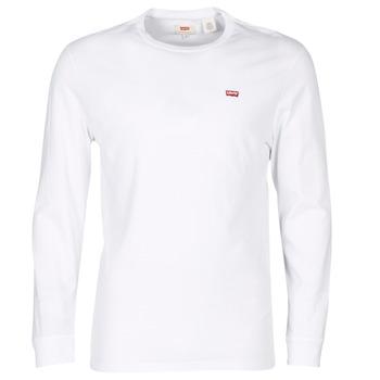 Vêtements Homme T-shirts manches courtes Levi's LS ORIGINAL HM TEE Blanc