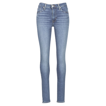 Vêtements Femme Jeans skinny Levi's 721 HIGH RISE SKINNY Los angeles sun