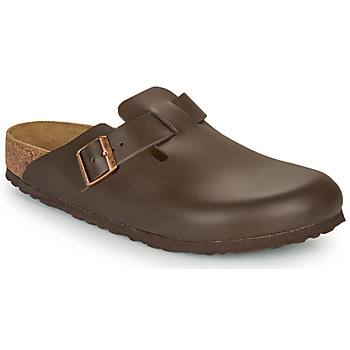 Chaussures Homme Sabots Birkenstock BOSTON SFB Marron