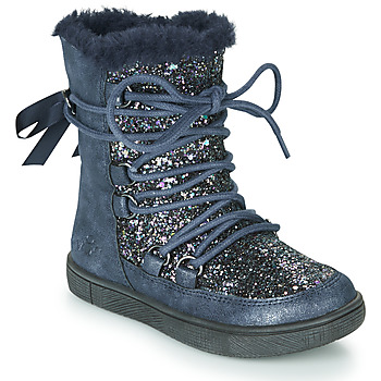 Chaussures Fille Bottes de neige Mod'8 BLABY Marine