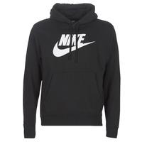 Vêtements Homme Sweats Nike M NSW CLUB HOODIE PO BB GX Noir