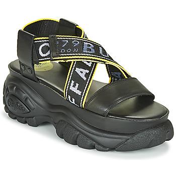 Chaussures Femme Sandales et Nu-pieds Buffalo 1501024 Noir