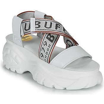 Chaussures Femme Sandales et Nu-pieds Buffalo 1501025 Blanc