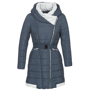 Vêtements Femme Doudounes Betty London LOLAPO Bleu marine