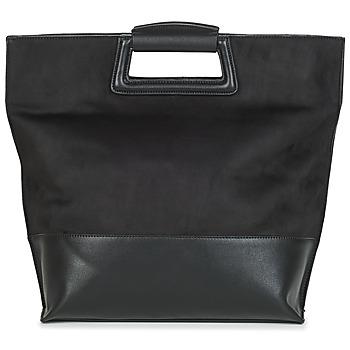 Sacs Femme Cabas / Sacs shopping André IRENE Noir
