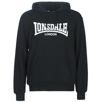 Vêtements Homme Sweats Lonsdale WOLTERTON Noir