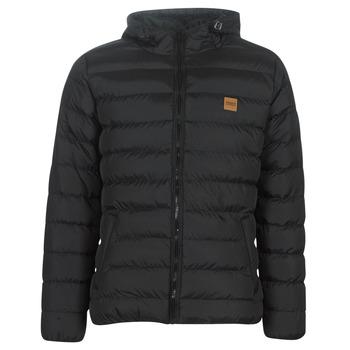 Vêtements Homme Doudounes Urban Classics BASIC BUBBLE JACKET Noir