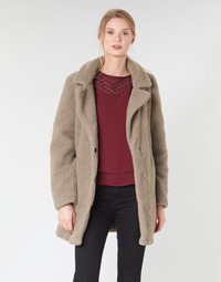 Vêtements Femme Manteaux Vero Moda VMZAPPA Beige
