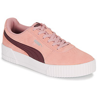 Chaussures Femme Baskets basses Puma COURT CALI RS Rose