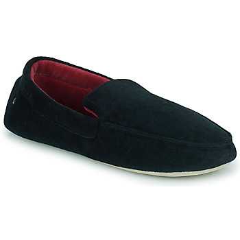 Chaussures Homme Chaussons Isotoner 96774 Noir