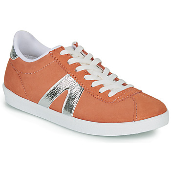 Chaussures Femme Baskets basses André SPRINTER Orange