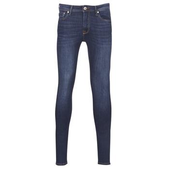 Vêtements Homme Jeans skinny Jack & Jones JJILIAM Bleu