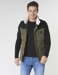 Vêtements Homme Doudounes Jack & Jones JORLUCK  Kaki