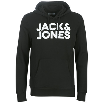 Vêtements Homme Sweats Jack & Jones JJECORP LOGO Noir