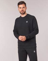 Vêtements Homme Sweats adidas Originals ESSENTIAL CREW Noir