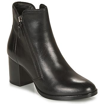 Chaussures Femme Bottines André NEO Noir