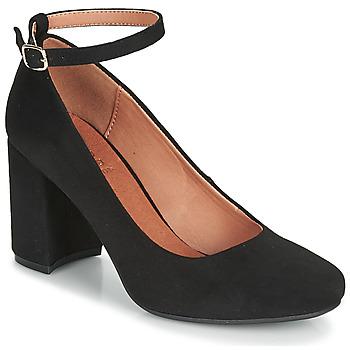 Chaussures Femme Escarpins André LAURIA Noir