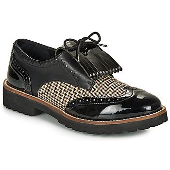 Chaussures Femme Derbies André NATTE Noir