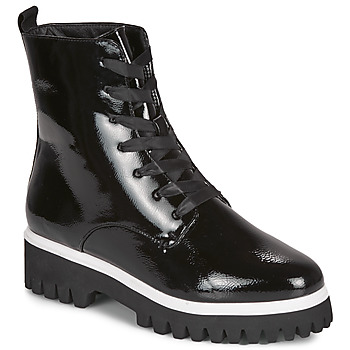 Chaussures Femme Boots André NAIMA Noir