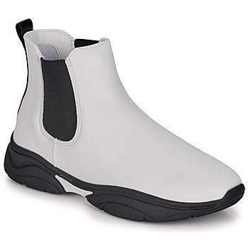 Chaussures Femme Boots André BILLIE Blanc