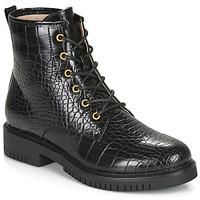 Chaussures Femme Boots André NAJOUA Noir