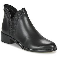 Chaussures Femme Boots André NATHO Noir
