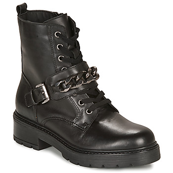 Chaussures Femme Boots André NALA Noir