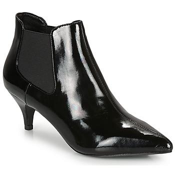 Chaussures Femme Bottines André LUCIANA Noir