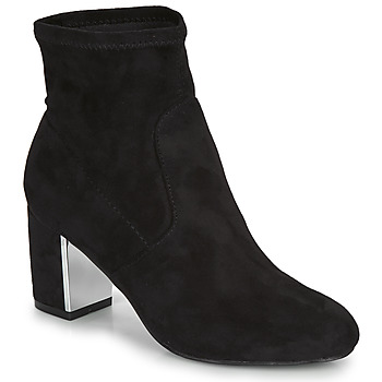 Chaussures Femme Bottines André LAUGHING Noir