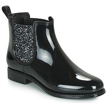 Chaussures Femme Boots André BULLE Noir