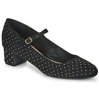 Chaussures Femme Ballerines / babies André LERNER Noir