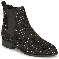 Chaussures Femme Boots André LOULLA Noir