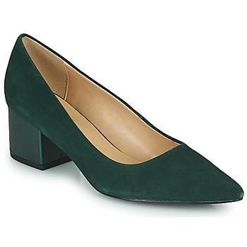Chaussures Femme Escarpins André LAMOUR Vert