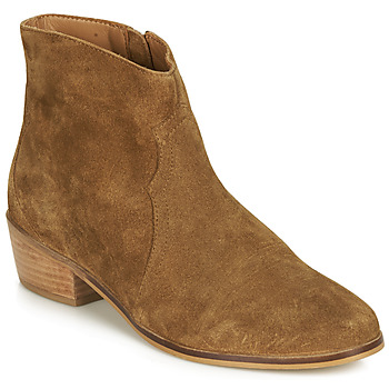 Chaussures Femme Boots André ELEANA Camel