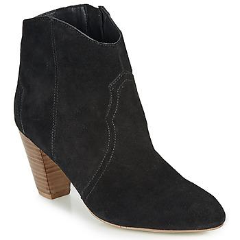 Chaussures Femme Bottines André ETOILA Noir