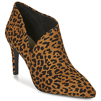 Chaussures Femme Bottines André LYNA LEOPARD
