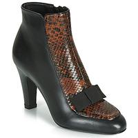 Chaussures Femme Bottines André LA DISCRETE Noir