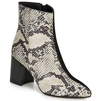 Chaussures Femme Bottines André L'INSOUCIANTE Noir