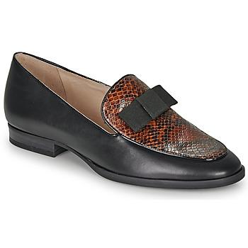 Chaussures Femme Mocassins André LA COURTOISE Noir